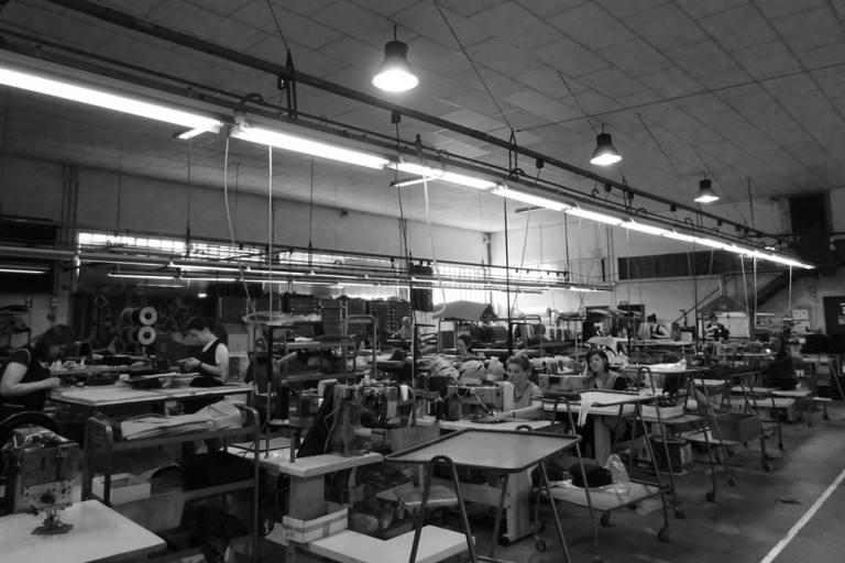 Faulhaber Products leather production in Romariz