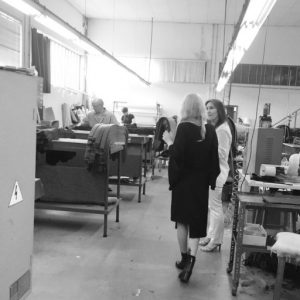 Faulhaber Products production visit in Romariz