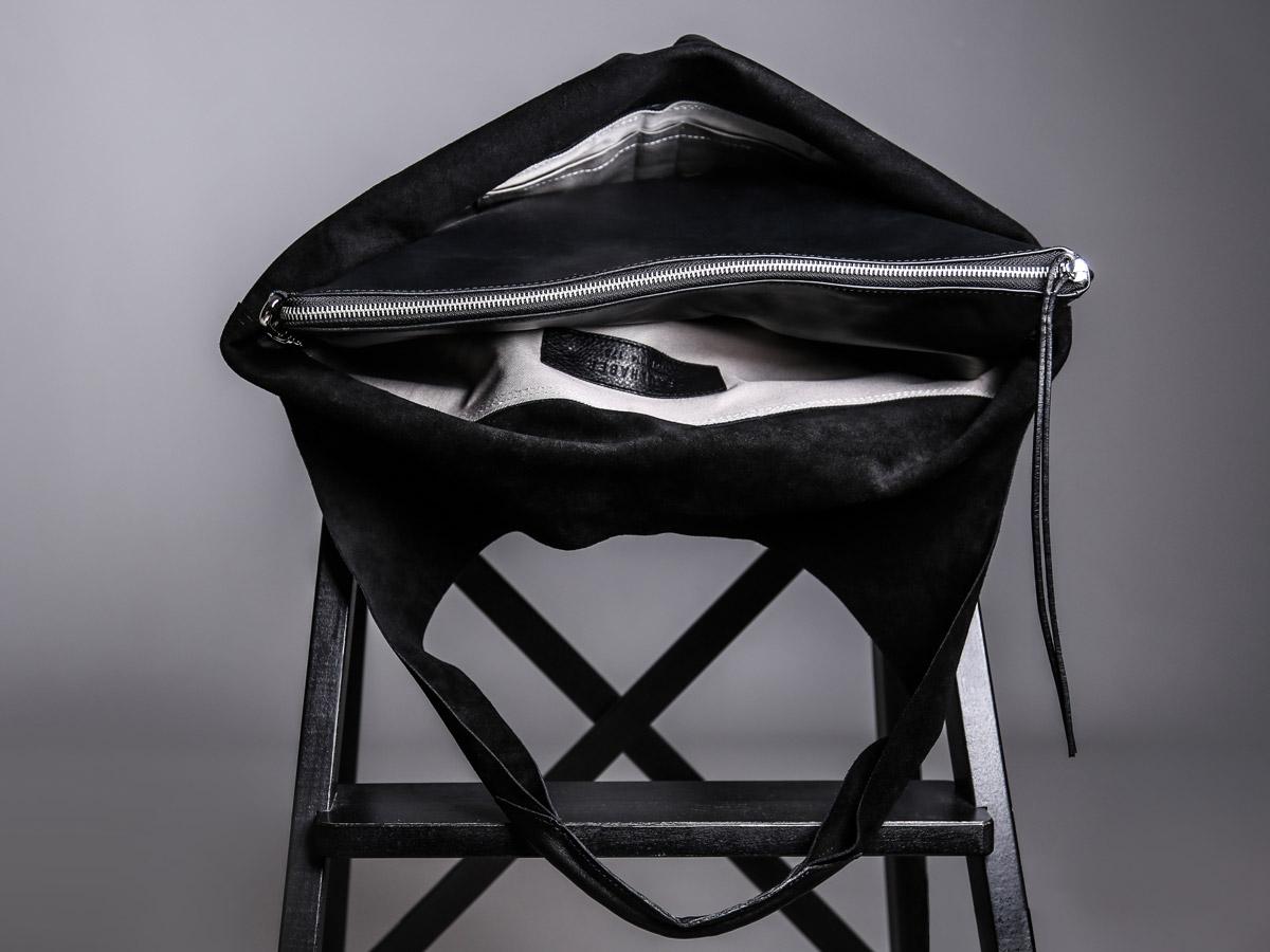 Faulhaber Products ASK multifunction bag & LIF totebag in black