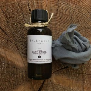 Faulhaber Products natural leather care oil